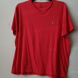 Polo Ralph Lauren Men's V-neck T-shirt  sizeXL